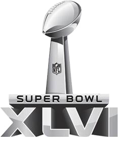 2012 Super Bowl patch
