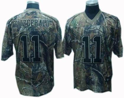Arizona Cardinals #11 Larry Fitzgerald realtree jerseys