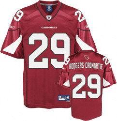 Arizona Cardinals #29 Dominique Rodgers-Cromartie Replica Team Color Jersey