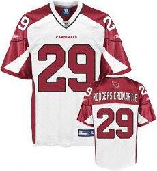 Arizona Cardinals #29 Dominique Rodgers-Cromartie jerseys white