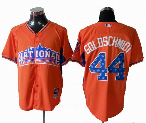 Arizona Diamondbacks 44# Paul Goldschmidt National League 2013 All Star Jersey