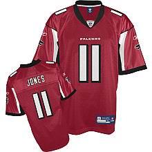 Atlanta Falcons #11 Julio Jones Team Color red Jersey