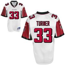 Atlanta Falcons 33# Michael Turner White