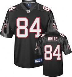 Atlanta Falcons Jersey Roddy White Jersey 84# black