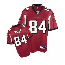 Atlanta Falcons Jersey Roddy White Jersey 84# red