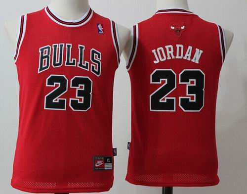 Chicago Bulls 23# Jordan red revolution 30 jersey
