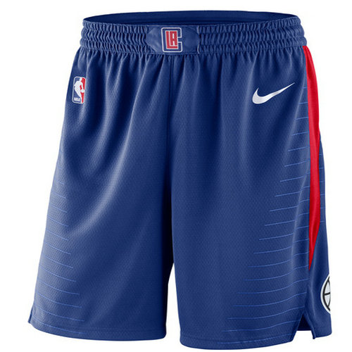 Clippers Blue City Edition Swingman Shorts