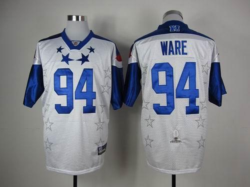 Dallas Cowboys #94 DeMarcus Ware 2012 Pro Bowl NFC Jersey