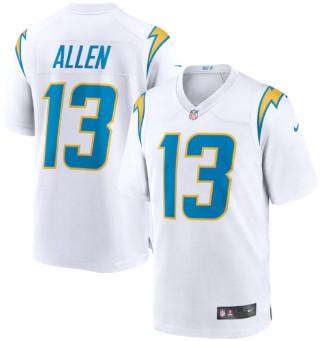 Men's Los Angeles Chargers #13 Keenan Allen Powder Blue Vapor Limited Jersey
