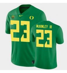 Men Oregon Ducks Verone Mckinley Iii College Football Green Game Jersey