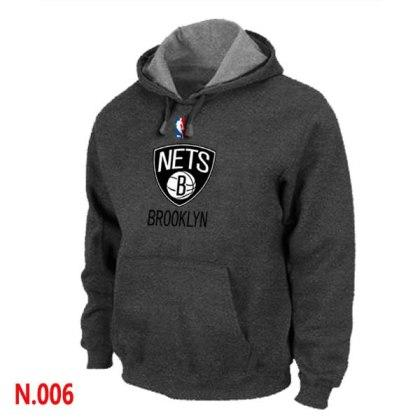 Mens Brooklyn Nets D.Grey Pullover Hoodie