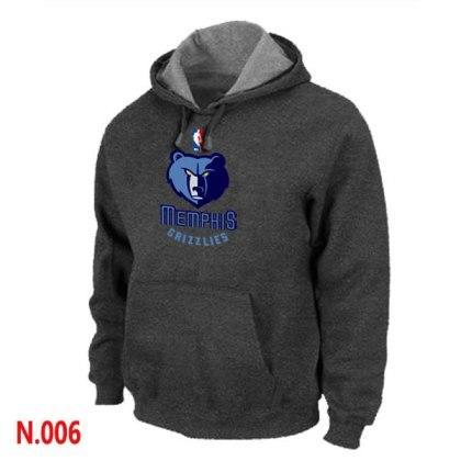 Mens Memphis Grizzlies D.Grey Pullover Hoodie
