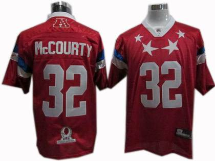 New England Patriots #32 Devin Mccourty 2011 Pro Bowl AFC Jersey
