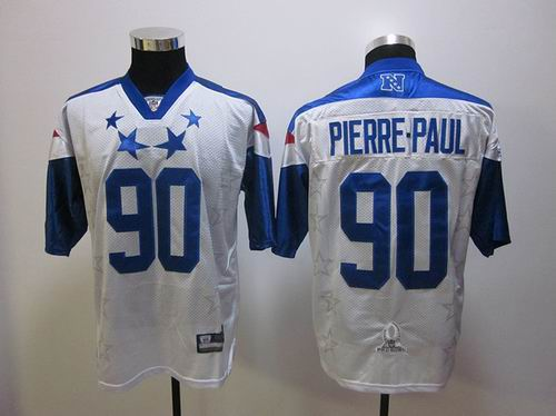 New York Giants #90 Jason Pierre-Paul 2012 Pro Bowl NFC Jersey