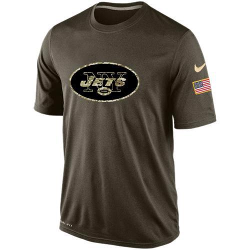 New York Jets Salute To Service Nike Dri-FIT T-Shirt