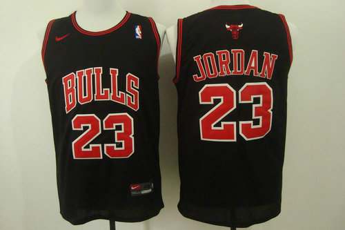 Nike Chicago Bulls 23 Michael Jordan Black 2016 new NBA Jersey