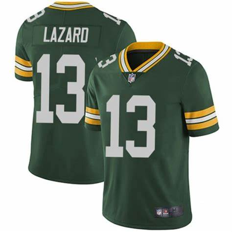 Nike Packers 13 Allen Lazard Green Vapor Untouchable Limited Jersey