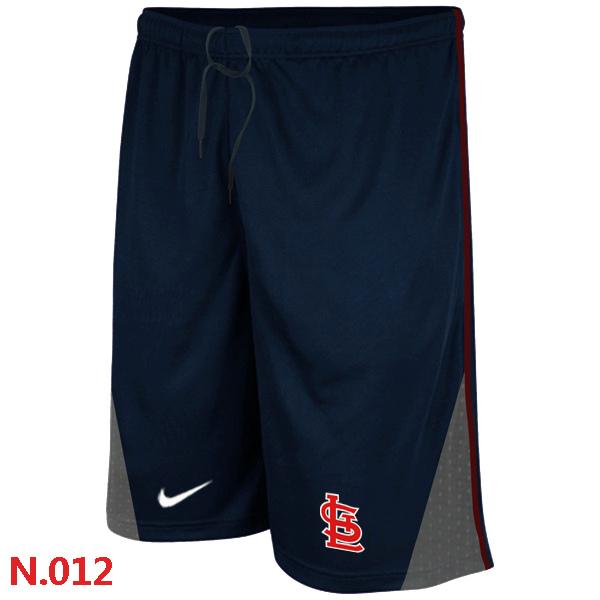 Nike St.Louis Cardinals Performance Training Shorts Dark blue