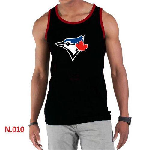 Nike Toronto Blue Jays Sideline Legend Logo Tank Top Black