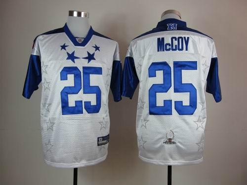 Philadelphia Eagles #25 LeSean McCOY 2012 Pro Bowl NFC Jersey