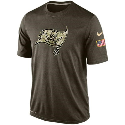 Tampa Bay Buccaneers Salute To Service Nike Dri-FIT T-Shirt