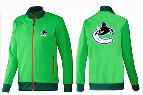 Vancouver Canucks jacket 14019