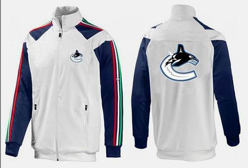 Vancouver Canucks jacket 1408