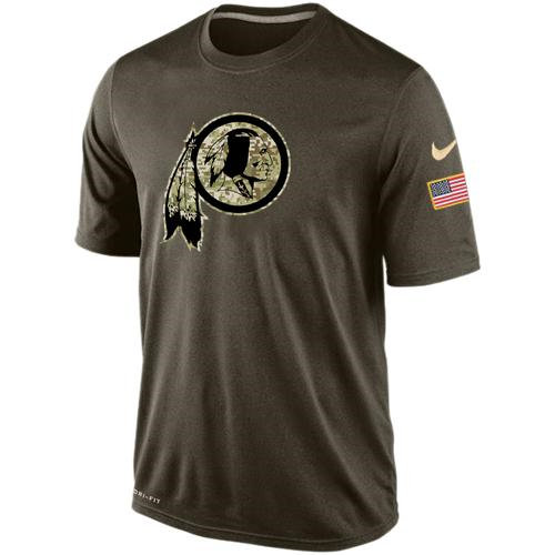 Washington Redskins Salute To Service Nike Dri-FIT T-Shirt