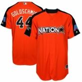 Youth Arizona Diamondbacks #44 Paul Goldschmidt Orange National League 2017 MLB All-Star MLB Jersey